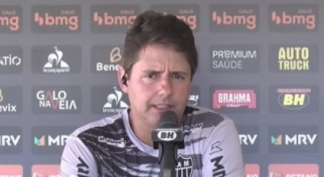Cristiano Nunes ressaltou a importância de se fazer um trabalho indivualizado com os atletas para que todos estejam em boa forma para a Libertadores