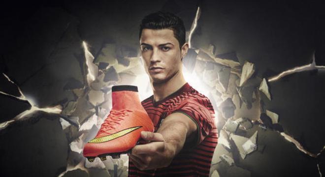 A Nike nem cogita fazer nova propaganda com Cristiano Ronaldo