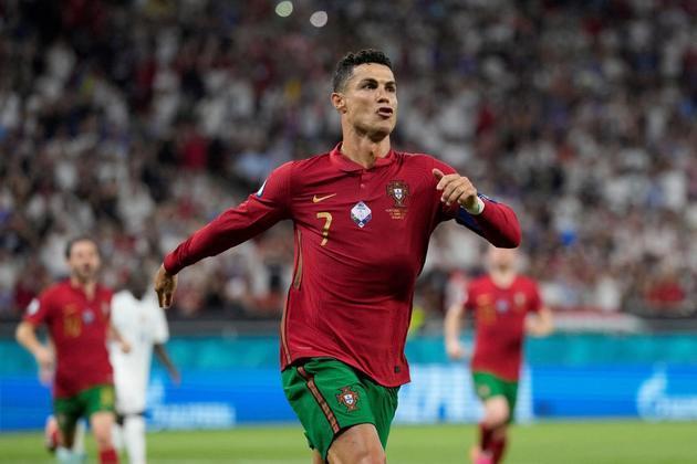 Cristiano Ronaldo: 109 gols em 178 jogos pela seleção de Portugal.