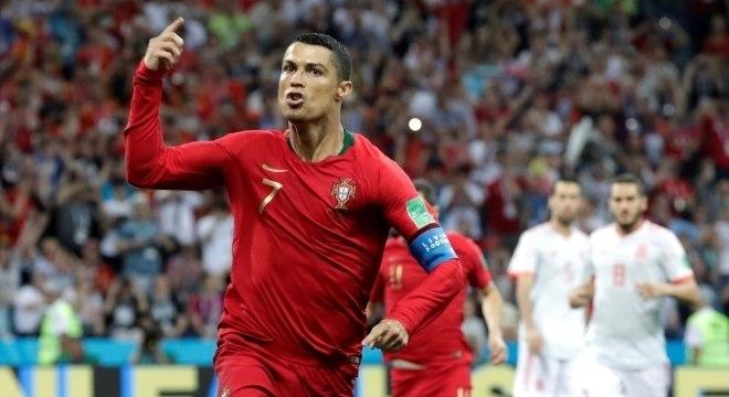 Cristiano Ronaldo é o maior artilheiro de Portugal com 85 gols