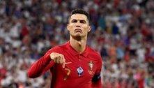 Cristiano Ronaldo, fabuloso. Maior artilheiro de todas as seleções