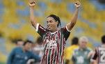 Ronaldinho se aposentou aos 36 anos. Duas vezes o melhor jogador do mundo e um dos grandes craques da história do Barcelona, o atleta já não tinha mais tanta explosão ao final da carreira, tanto é que não deixou nenhuma saudade no Fluminense, onde fez os últimos jogos como profissional