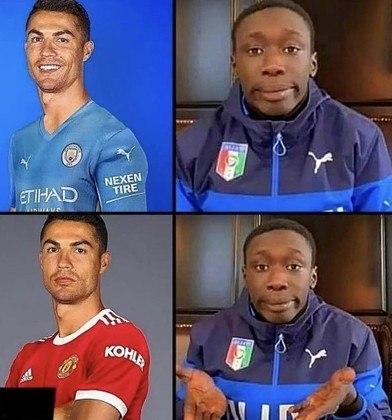 Cristiano Ronaldo acerta com o Manchester United e torcedores fazem memes na web