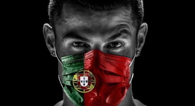 Cristiano Ronaldo é estrela de campanha da Federação Portuguesa
