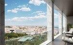 Com 300 metros quadrados, o apartamento tem vista privilegiadaVeja também:Spa e vista de tirar o fôlego: veja imóvel de R$ 38 milhões de Messi
