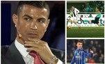 Robin Gosens, lateral esquerdo da Atalanta, revelou em sua autobiografia que se sentiu diminuído por Cristiano Ronaldo. Após uma vitória contra a Juventus, o alemão tentou trocar sua camisa com o ídolo português, mas o craque recusou a proposta