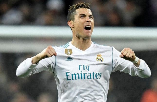 Cristiano Ronaldo - Do Manchester United para o Real Madrid (2009) - Valor: €94 milhões - Já se destacando no futebol mundial e eleito melhor do mundo em 2008, Cristiano chegou ao Real Madrid com altas expectativas de ser um grande artilheiro, o que se confirmou até a sua saída, em 2018