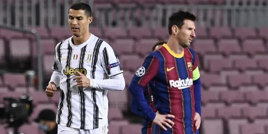 Cristiano Ronaldo e Messi. Não foram brilhantes. Mereceram estar entre os 3 melhores