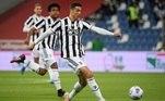 Na Itália, a Juventus de Cristiano Ronaldo entrará em campo no domingo (23) ainda com chances de garantir uma vaga na próxima edição da Liga dos Campeões. Em quinto lugar na tabela, com 75 pontos, o time do astro português enfrentará o Bolonha, fora de casa, na última rodada do Italiano. A equipe juventina precisa vencer o seu compromisso e torcer pela derrota do Milan, quarto na tabela, com 76 pontos, que enfrenta a Atalanta — segunda colocadaNeste domingo do Campeonato Italiano, as últimas definições