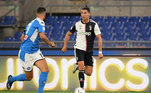 Cristiano Ronaldo, Juventus x Napoli, Copa Itália 2020