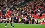 Ainda na Inglaterra, o Manchester United de Cristiano Ronaldo perdeu em Old Trafford para o Aston Villa. Hause fez para o Villa já nos minutos finais, mas os Red Devils tiveram a chance de arrancar o empate com Bruno Fernandes, de pênalti. O português, porém, cobrou por cima do gol e perdeu a oportunidade