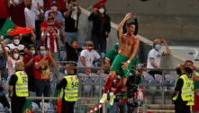 Cristiano Ronaldo marca 2 gols e se torna maior artilheiro de seleções