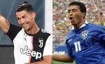 Cristiano Ronaldo, Romário