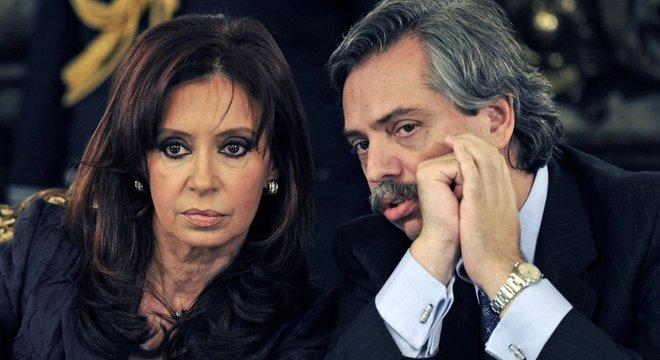 Alberto Fernández chegou a trabalhar na gestão de Cristina, mas renunciou em 2008, pouco mais de um ano depois que ela assumiu