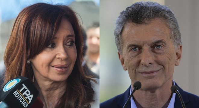 Argentina deverá ter disputa entre Kirchner e Macri no fim do ano