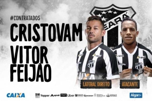 Cristovam e Vitor Feijão - Ceará