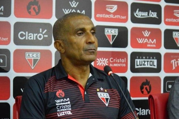 CRISTÓVÃO BORGES: Cristóvão Borges já treinou Corinthians, Vasco, Bahia, Fluminense, Flamengo e Athletico-PR. Seu último trabalho foi no Atlético-GO, em fevereiro de 2020