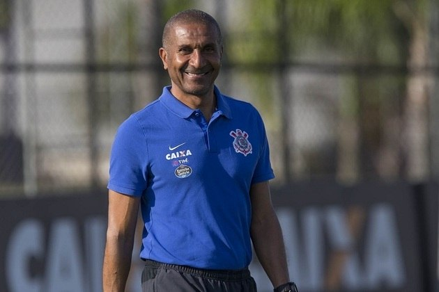 Cristóvão Borges - Treinou o Corinthians entre junho e setembro de 2016 - 18 jogos