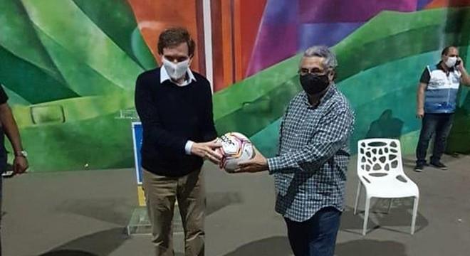 Se a Prefeitura do Rio flexibilizar decreto, Vasco jogará na quarta-feira