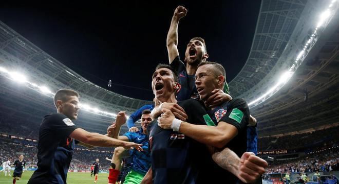 A Croácia fez história em Moscou. Superou todos os limites. Está na decisão