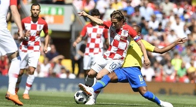 3e0481b0e2 Copa do Mundo  Croácia define lista de 23 convocados para o Mundial ...