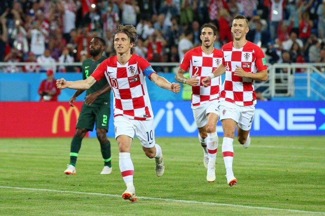 Croácia bate a Nigéria e lidera grupo da Argentina na Copa do Mundo -  Esportes - R7 Copa 2018 e7dd9cbd378c5