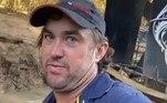 A confusão foi registrada por Matt Wright, especialista em crocodilos conhecido pelo programa que apresentava no canal National Geographic