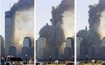 Os atentados foram cometidos por 12 membros da rede Al Qaeda, que desviaram quatro aviões comerciais para atirá-los contra símbolos econômico, militar e político dos Estados Unidos