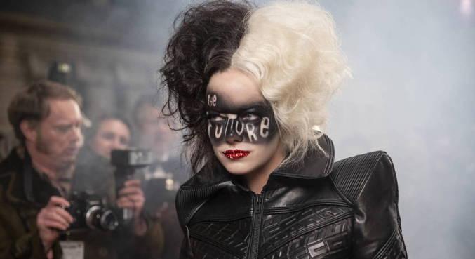 Emma Stone dá vida a uma jovem Cruella no filme que contará a origem da vilã
