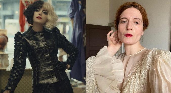 Emma Stone é a protagonista de 'Cruella', que terá música de Florence + The Machine