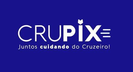 Cruzeiro lança chave para doação