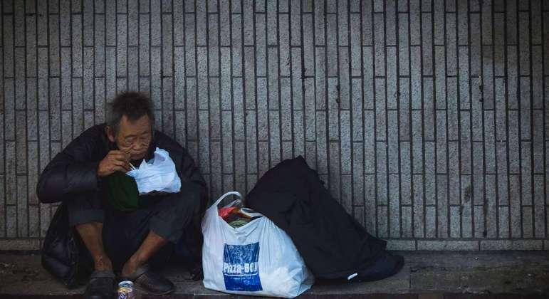 Objetivo da ação é ajudar no combate à fome entre moradores de rua