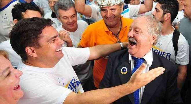 Itair e Vagner Pires. Os piores dirigentes que passaram pela história do Cruzeiro