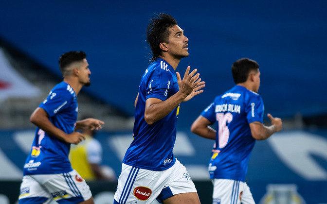 Cruzeiro – 9 jogadores: Fábio (40 anos), Dedé (32 anos), Léo (33 anos), Manoel (31 anos), Alan Ruschel (31 anos), Henrique (35 anos), Ariel Cabral (33 anos), Rafael Sóbis (35 anos) e Marcelo Moreno (33 anos)