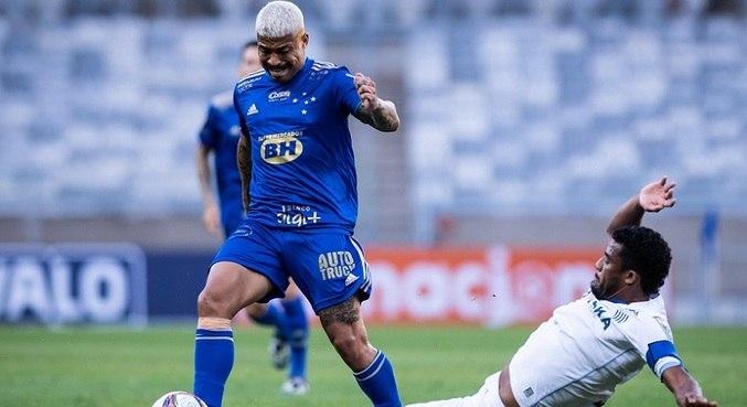 Cruzeiro perde em casa e agora ocupa o 15º lugar