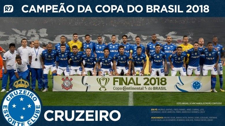 poster do corinthians campeao da copa do brasil