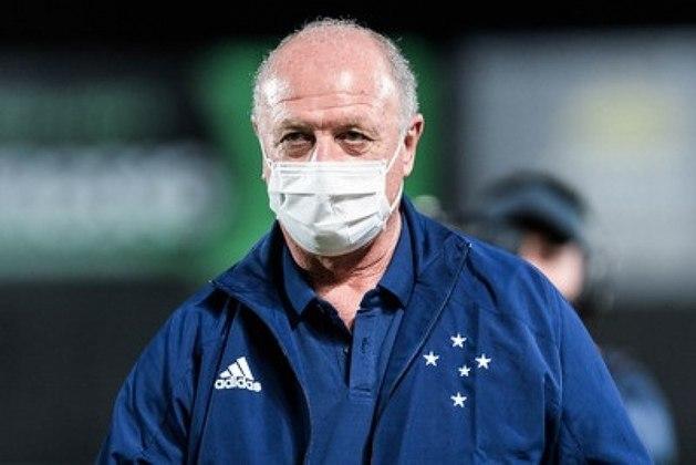 """Cruzeiro em 2021 – """"O Cruzeiro traz consigo uma energia de superação que faz com que a Série A volte a fazer parte da sua história""""."""
