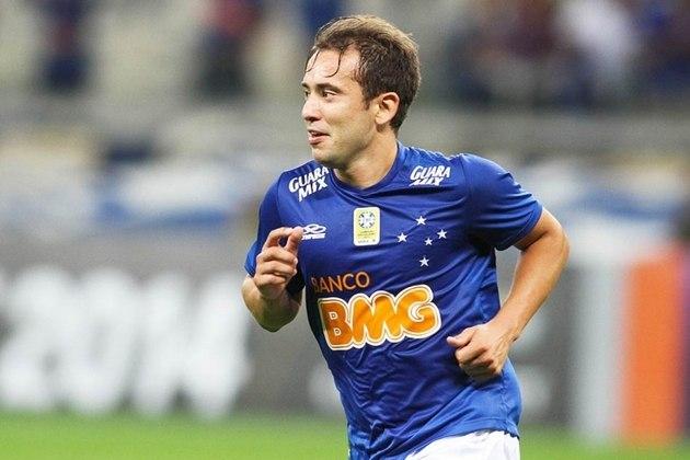 Cruzeiro: Everton Ribeiro (Meia) - Última convocação jogando pelo Cruzeiro: Outubro de 2014
