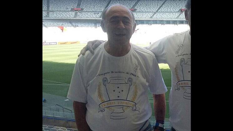 Cruzeiro: Ilton Chaves – O treinador fez história pela Raposa ao comandar o time por 362 jogos. A primeira passagem foi no ano de 1968 e a última foi em 1984.