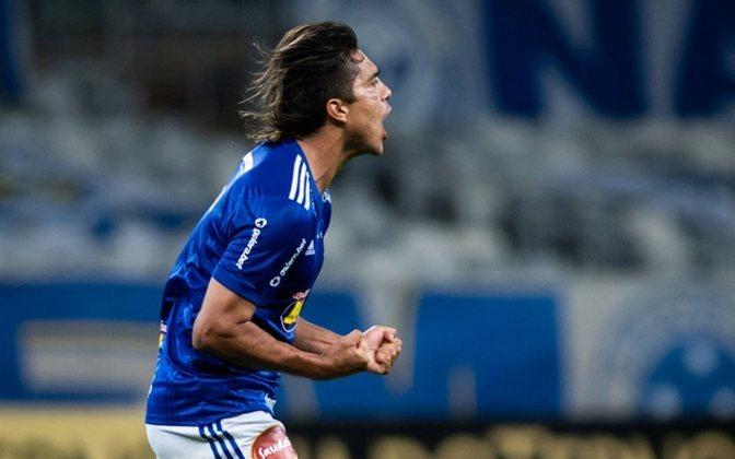 Cruzeiro: Marcelo Moreno (Bolívia)
