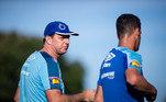 Thiago Neves revelou bastidores da relação conturbada que teve com Rogério Ceni durante a passagem dos dois pelo Cruzeiro. Segundo o jogador, que atualmente defende o Sport, o treinador, que está no Flamengo, teria desrespeitado o elenco na primeira reunião entre eles