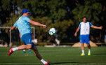 Rogério Ceni comandou o Cruzeiro durante apenas 46 dias. Contratado para impedir o rebaixamento, o técnico foi mandado embora após 2 vitórias, 2 empates e 3 derrotas