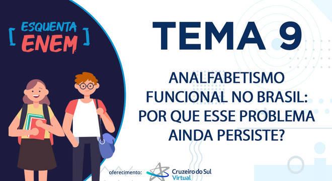 Analfabetismo funcional no Brasil: por que esse problema ainda persiste?