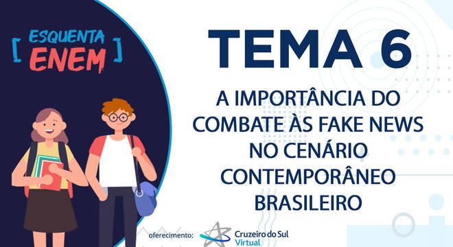 A importância do combate às fakes news no cenário contemporâneo brasileiro