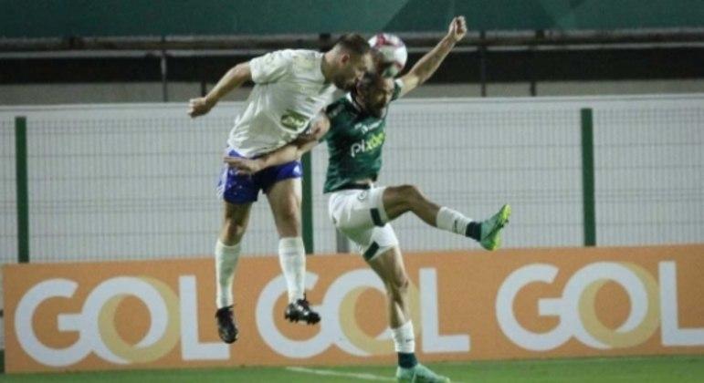Cruzeiro x Goias