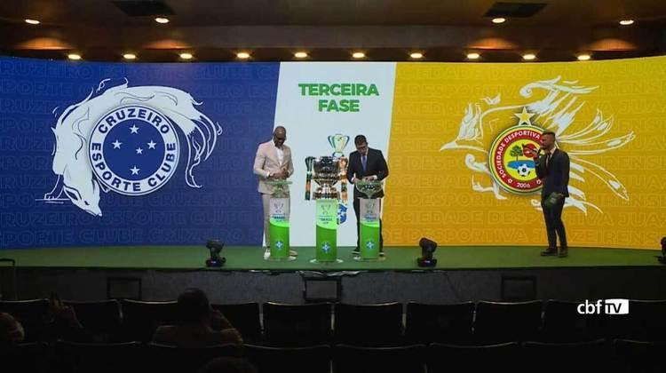 Cruzeiro x Juazeirense