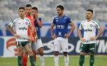 Cruzeiro x Palmeiras, rebaixamento,
