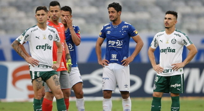 Cruzeiro, com sua história quase centenária, não evitou rebaixamento à Série B