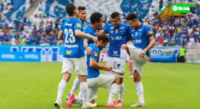 Cruzeiro x Tupynambás