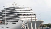 Flórida processa o governo Biden por restrições a cruzeiros